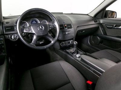 brugt Mercedes C180 1,8 Komp. st.car