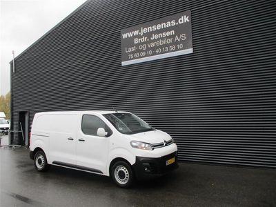 brugt Citroën Jumpy L2 2,0 Blue HDi Proffline 120HK Van 6g 2019