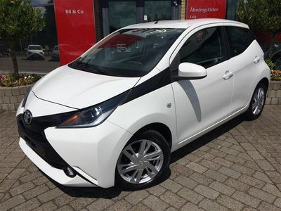second-hand Toyota Aygo 1,0 VVT-I X-Press X-Shift 68HK 5d Aut.