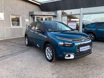 brugt Citroën C4 Cactus 1,5 Blue HDi Skyline 6 gear 100HK Van