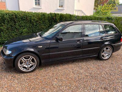 brugt BMW 330 D Touring M-Tech