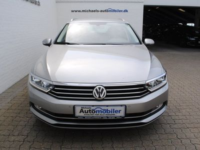 brugt VW Passat · 1,6 TDi 120 Comfortl. Variant · 5 d¸rs