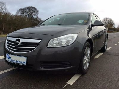 used Opel Insignia 1,8 Edition