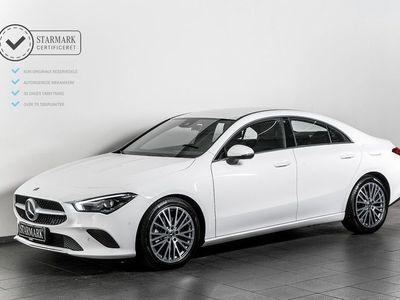 brugt Mercedes CLA200 1,3 Progressive aut.