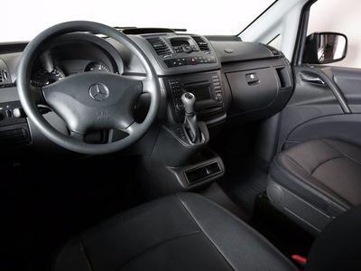 brugt Mercedes Vito 116 CDi Kombi L aut. 4x4