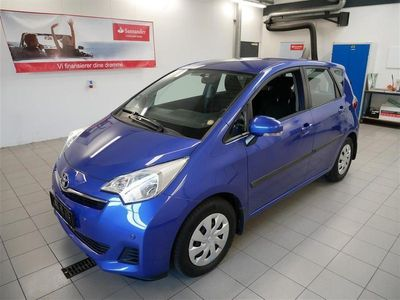 gebraucht Toyota Verso-S 1,3 VVT-I T2 100HK 6g