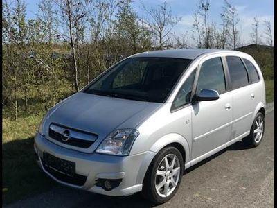 brugt Opel Meriva 1,7 1,7 CDTI