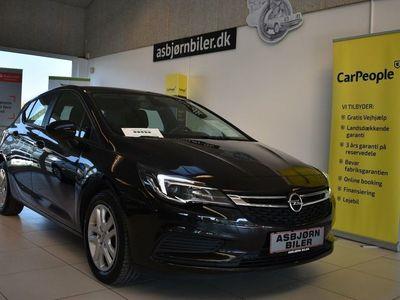 brugt Opel Astra 4 T 125 Enjoy