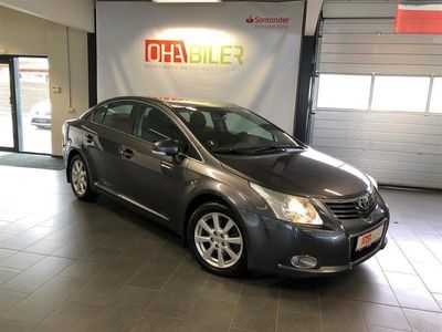second-hand Toyota Avensis 2,2 D-4D DPF T2 150HK 6g