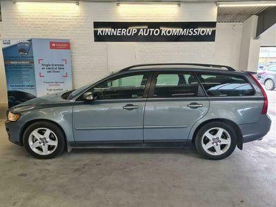 brugt Volvo V50 2,4 140HK Stc Aut.