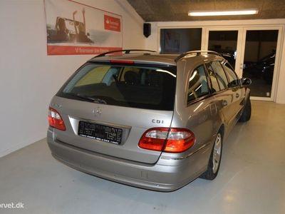 brugt Mercedes E320 3,2 CDI 204HK Stc Aut.
