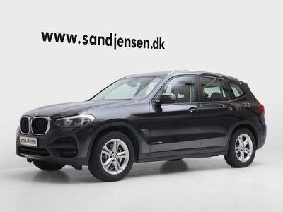brugt BMW X3 3,0 xDrive30d aut.