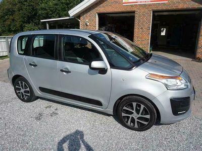 brugt Citroën C3 Picasso 1,6 e-HDi Seduction E6G 90HK 6g Aut.
