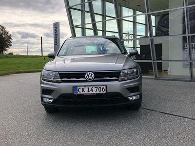 brugt VW Tiguan 2.0 TDI 150, DSG Comfortline