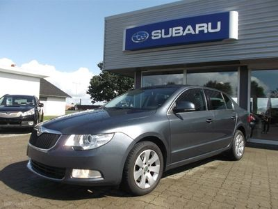 second-hand Skoda Superb 1,8 TSI Ambition DSG 160HK 5d 7g Aut.