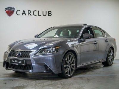 brugt Lexus GS450H 3,5 L3 F-Sport aut.