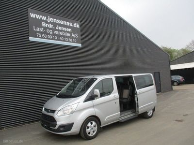 gebraucht Ford 300 Tourneo CustomL2H1 2,0 TDCi 130HK 6g