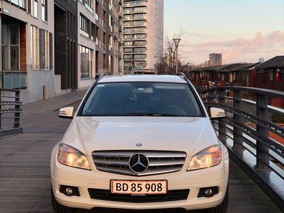 brugt Mercedes C200 CDI BE AUT.