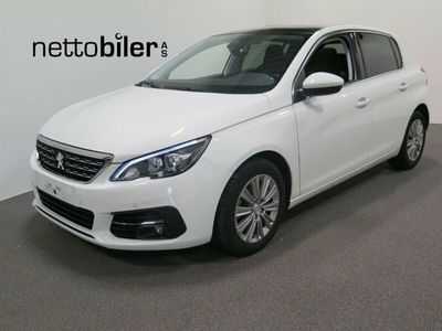 brugt Peugeot 308 1,6 BlueHDi 120 Allure+