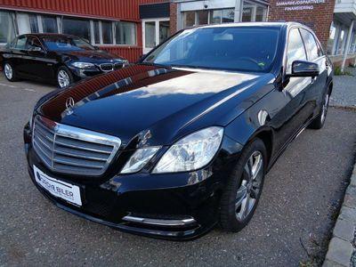 używany Mercedes E200 2 CDi Avantgarde aut. BE