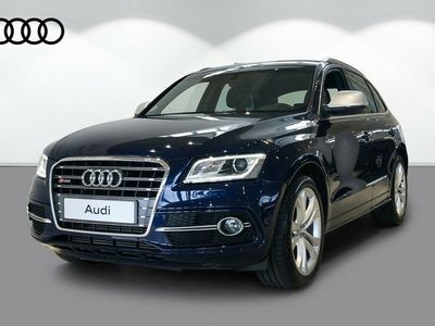 usado Audi SQ5 3,0 TDi 313 quattro Tiptr.