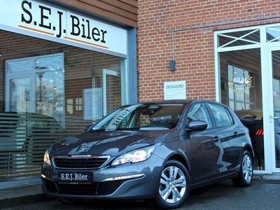 brugt Peugeot 308 1,6 BlueHDi Active 120HK 5d