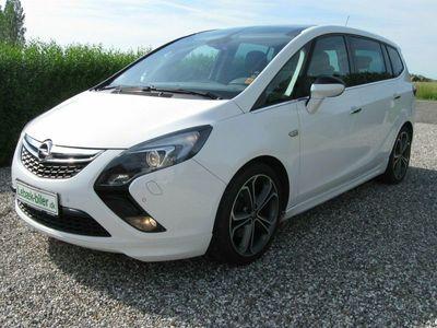 gebraucht Opel Zafira Tourer 2,0 CDTi 165 Cosmo eco