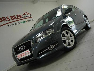 brugt Audi A3 Sportback 1,2 TFSi 105 Ambiente