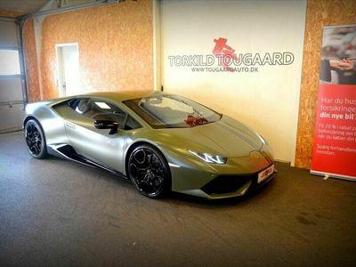 brugt Lamborghini Huracán Huracan
