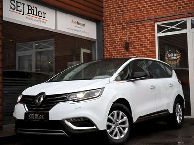 used Renault Espace 1,6 dCi Life 7prs 130HK MPV 5d