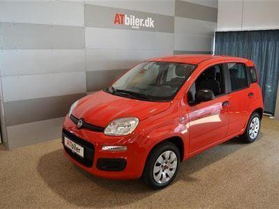 begagnad Fiat Panda 0,9 TwinAir Easy 80HK 4d