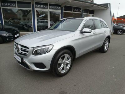 used Mercedes GLC250 d 2,2 aut. 4-M