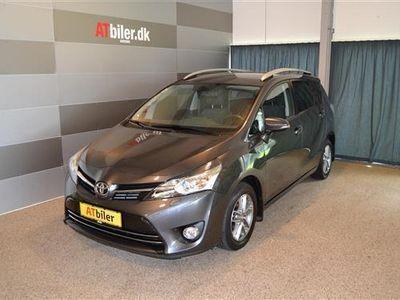 brugt Toyota Sportsvan 1,6 D-4D T2 Premium 112HK Van