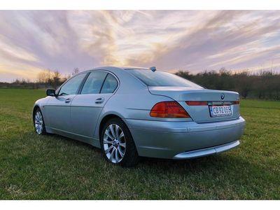 käytetty BMW 745 4,4 E65