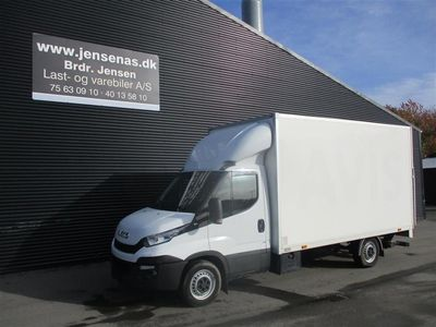 brugt Iveco Daily 35S16 ALUKASSE/LIFT AUT, 2,3 D 156HK Ladv./Chas. 2017