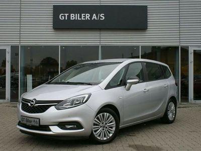 brugt Opel Zafira Tourer 1,4 T 140 Family