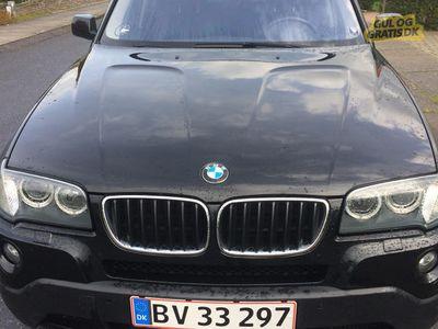 brugt BMW X3 2,0 d xdrive