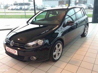 brugt VW Golf 2,0 BlueMotion TDI DPF Highline 140HK 5d 6g