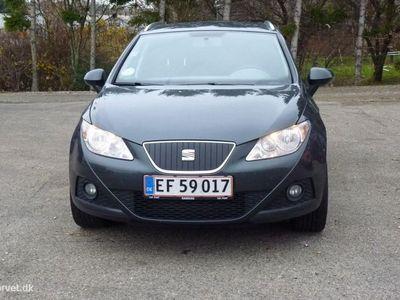 brugt Seat Ibiza 1,2 TDI PD DPF Ecomotive Style 75HK Stc