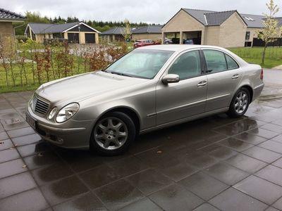 brugt Mercedes E220 2.1 150 HK Elegance