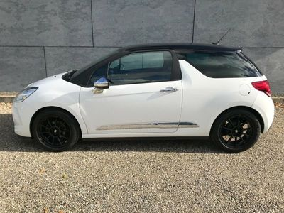 brugt Citroën DS3 1,6 HDi 90 DStyle