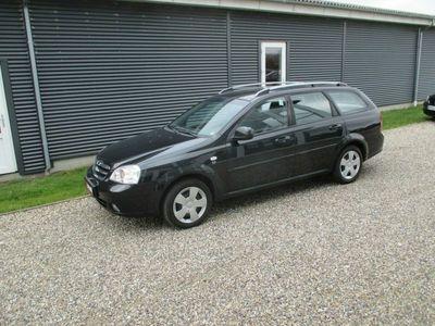 brugt Chevrolet Nubira 1,6 SE stc.