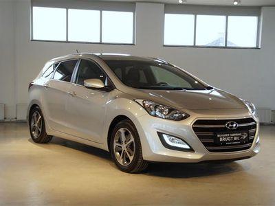 brugt Hyundai i30 Cw 1,6 CRDi EM Edition ISG 110HK Stc 6g