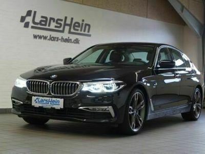 brugt BMW 530 d Luxury Line aut.