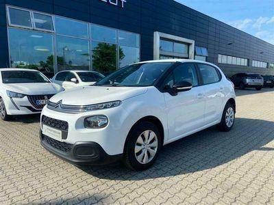 brugt Citroën C3 1,2 PureTech Iconic Limited start/stop 82HK 5d