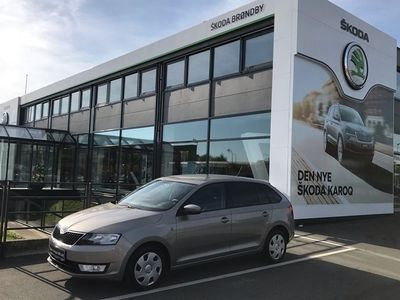 begagnad Skoda Rapid Spaceback 1,2 TSI Ambition 105HK Stc 6g