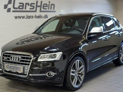 second-hand Audi SQ5 3,0 TDi 313 quattro Tiptr.