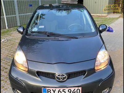 brugt Toyota Aygo - 5 dørs - A/C