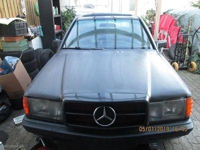 brugt Mercedes 190 2,0 118HK