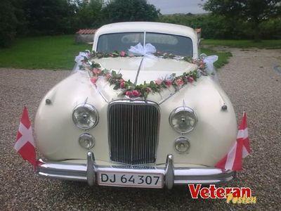 brugt Jaguar MK VII 3,4